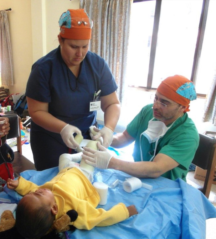 Surgical Care for Children in Nepal